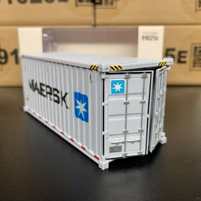 Diecast Masters 20 Foot Dry goods Sea Container MAERSK Grey